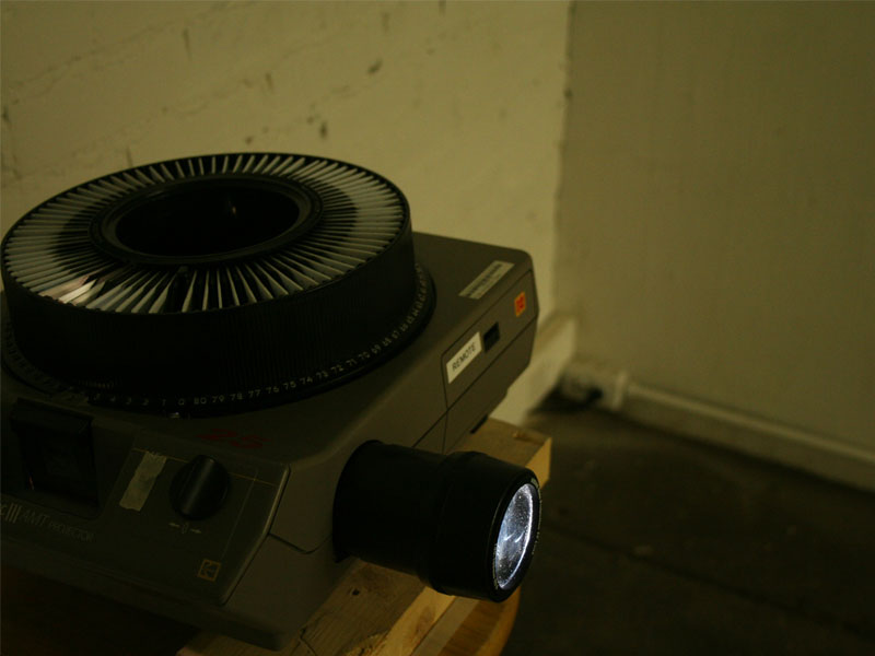 Book Projector